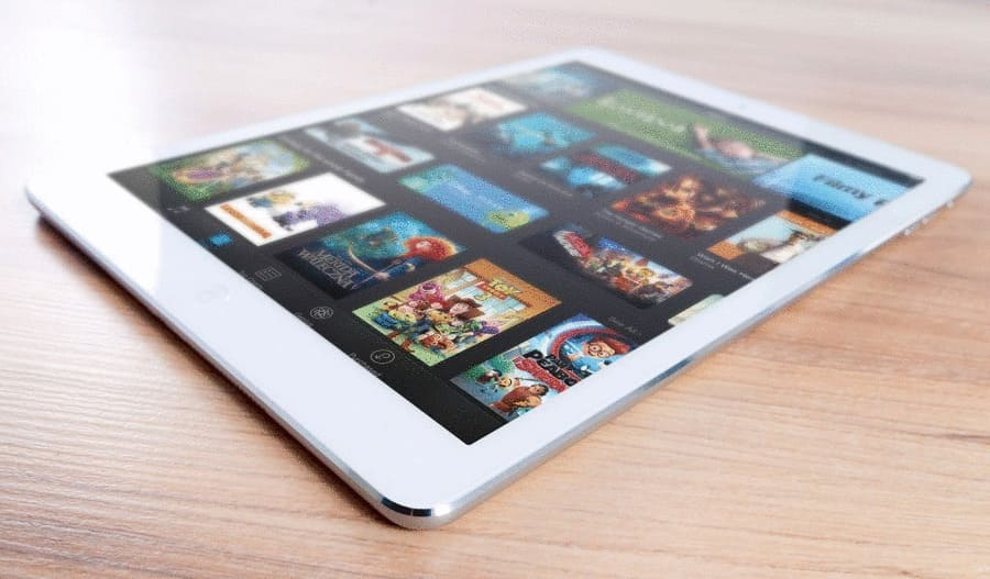 iPad kasino